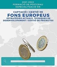 POSTGRAU EN CAPTACIÓ I GESTIÓ DE FONS EUROPEUS